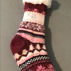 Accessories - New fleeced lined socks.